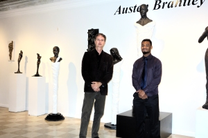 Scott Mitchell and Austen Brantley